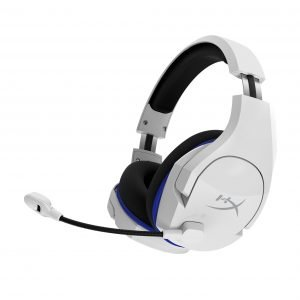 AURICULAR HYPERX CLOUD STINGER CORE WIRELESS WHITE PS4/PS5